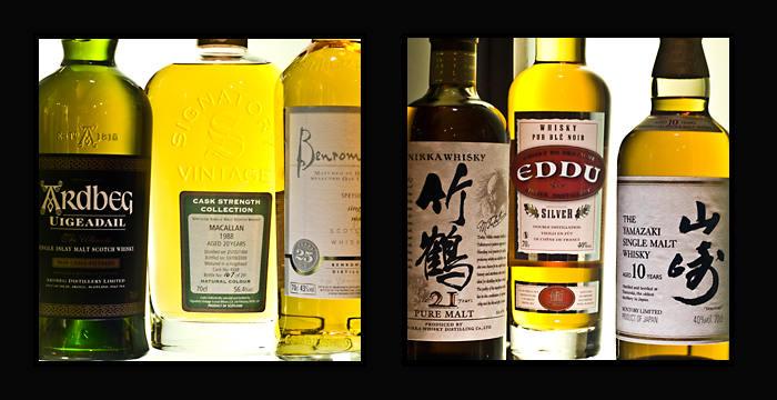 whiskies à aix en provence