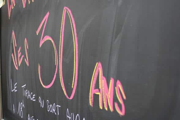 30 ans de la Cave du Vigneron
