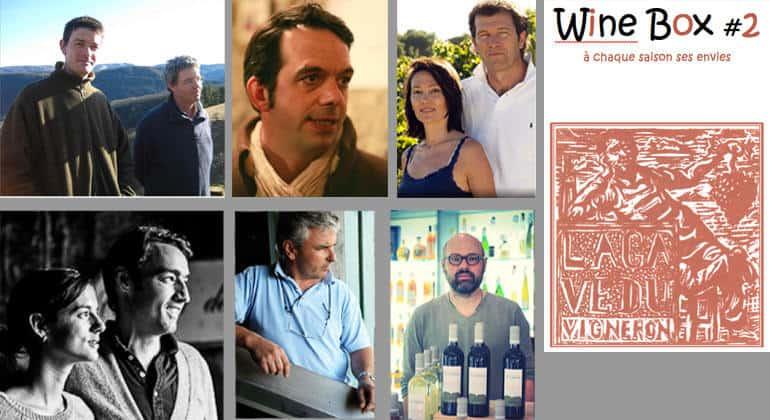 Wine Box# 2 : Envies d'Été