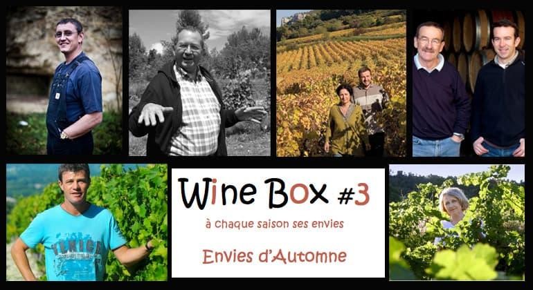 Wine Box #3: Envie d'Automne