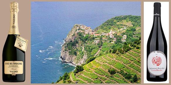 dégustez des vins italiens à aix en provence