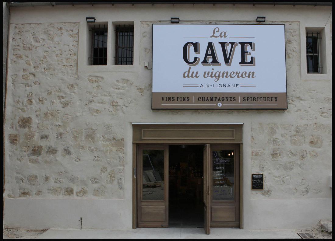 ouverture cave du vigneron lignane