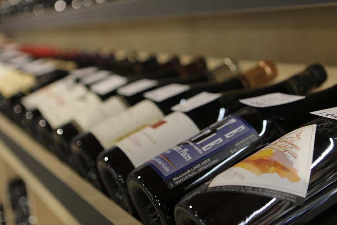 détails cave du vigneron lignane