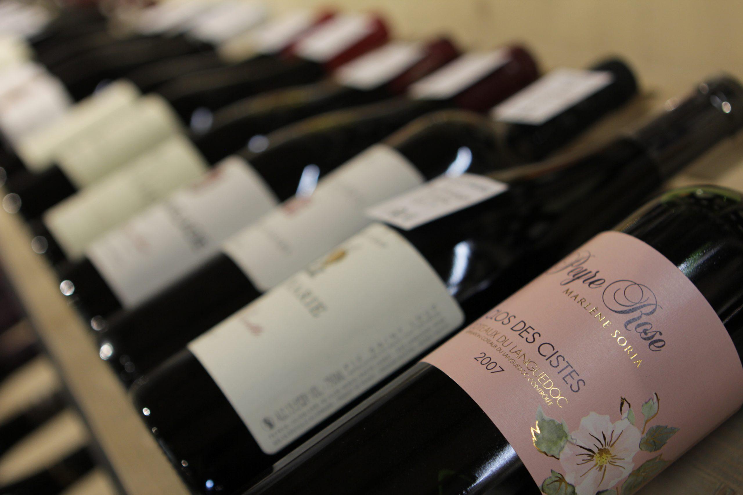 vins du languedoc lignane
