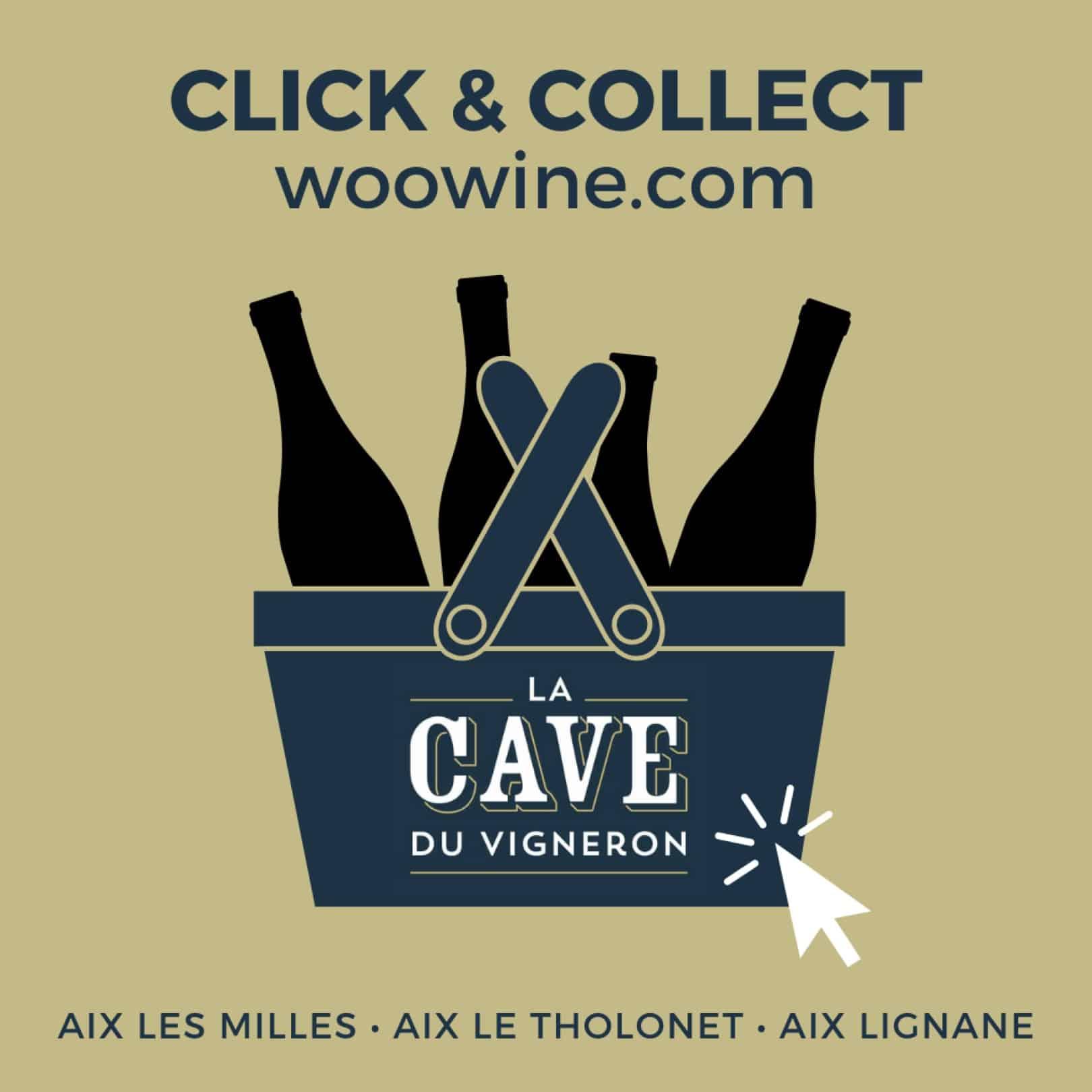 logo click & collect